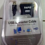 Kabel Printer LPT to USB Bafo Premium Original Surabaya