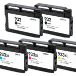 Cara Mengisi Tinta Printer HP Officejet 7612