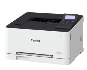 Review printer Canon laserjet warna lbp613cdw.