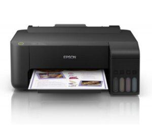 Printer Epson l3110 tidak bisa print