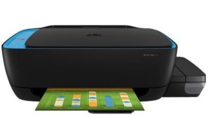 Printer hp inktank 319